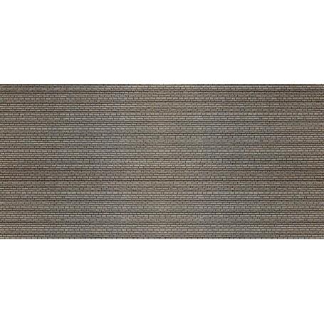"""Faller 222567 Murplatta """"Natural Stone ashlars"""", mått 250 x 125 mm, papp"""