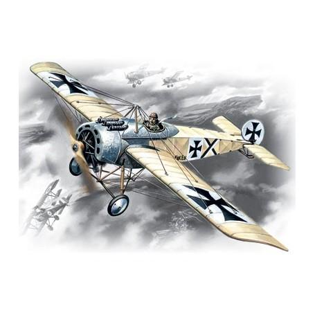 """ICM 72111 Flygplan Fokker E.IV """"WWI German Fighter"""""""