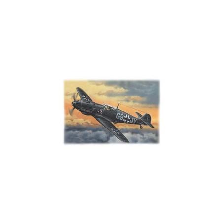ICM 72134 Flygplan Bf 109E-4 WWII German Night Fighter
