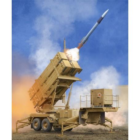Trumpeter 01040 US M901 Launching Station w/MIM-104 Patriot SAM Sytem (PAC-3)