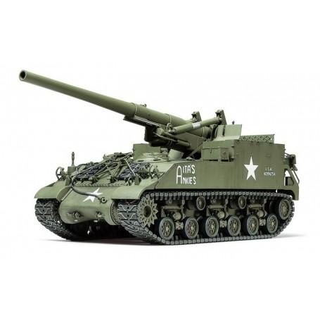Tamiya 35351 US Self-Propelled 155mm Gun - M40