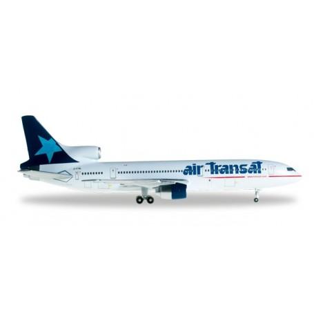 Herpa 526456 Flygplan Air Transat Lockheed L-1011-1 TriStar