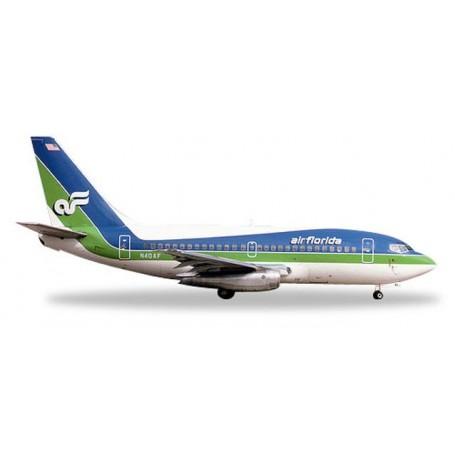 Herpa 528740 Flygplan Air Florida Boeing 737-100