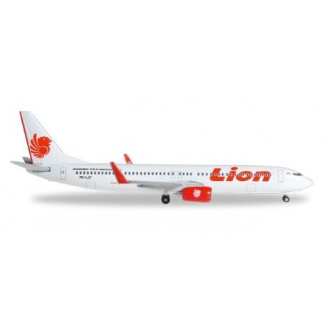 Herpa 527996 Flygplan Lion Air Boeing 737-900ER
