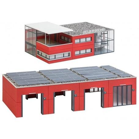 Faller 130160 Modern fire station