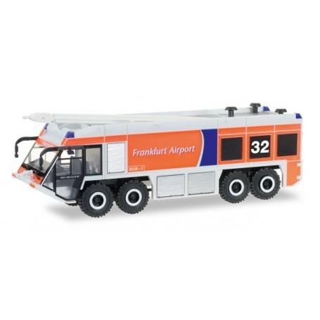 "Herpa 093019 Ziegler Z8 airfi eld fi re truck ""Fraport Nr. 32"""