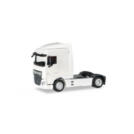 Herpa 305884.2 DAF XF Euro 6 SC rigid tractor, white