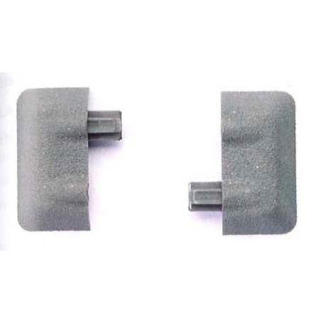 Roco 61180.1 Ändbit för banvall/räls, 1 st, kan användas istället för stoppbock
