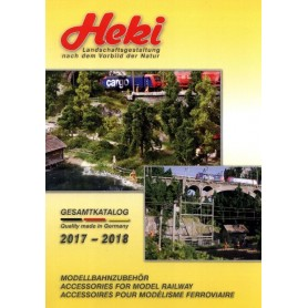 Media KAT413 Heki Huvudkatalog 2017/18. Landskapsmaterial m.m