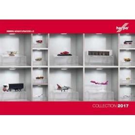 Media KAT414 Herpa collection 2017, 82 sidor, bilar m.m