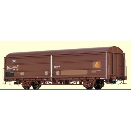 """Brawa 48978 Godsvagn Hbis typ DSB """"Post"""""""