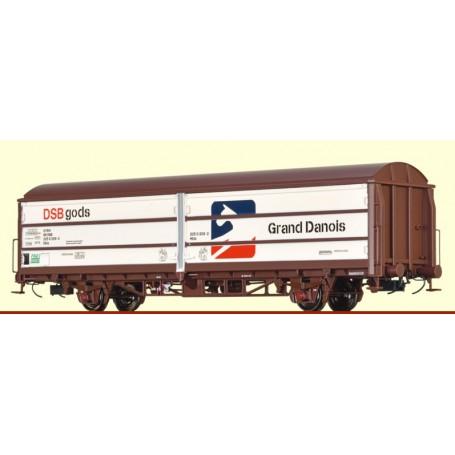 "Brawa 48979 Godsvagn Hbis typ DSB ""Grand Danois"""