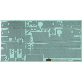 Tamiya 12647 Zimmerit Coating Sheet - Tiger I (Mid Late Production)