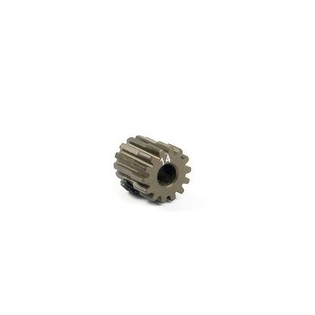 XRay 305914 Narrow Pinion Gear Alu Hard Coated 14T/48