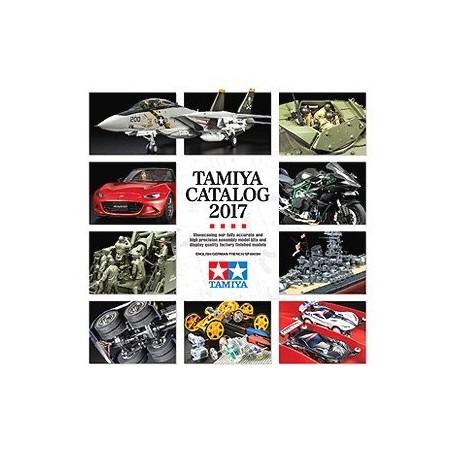 Media KAT415 Tamiya Huvudkatalog 2017