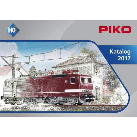 Media KAT417 Piko Huvudkatalog 2017 H0
