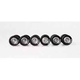 """Herpa 052108 Set of wheels """"Fulda"""""""