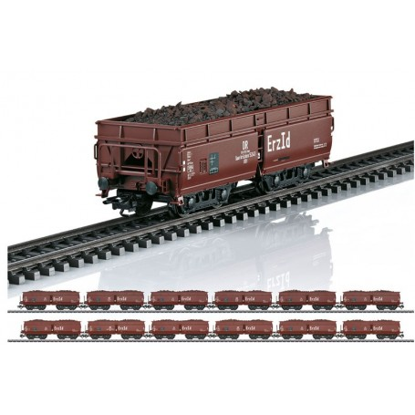 Märklin 00722.15 Självavlossande vagn Saarbrücken 5261 Brit-US-Zone typ DR