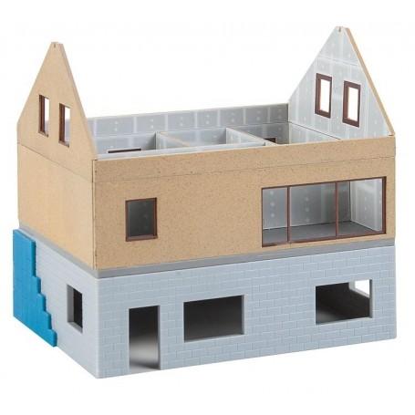 Faller 130559 House under construction