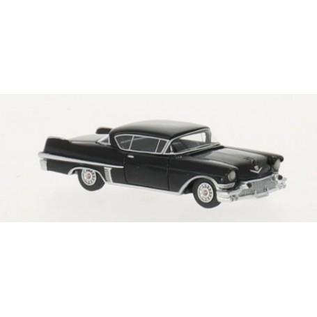 BOS 87171 Cadillac Series 62 Hardtop Coupé, svart, 1957