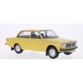 BOS 042 Volvo 144 1970, gul