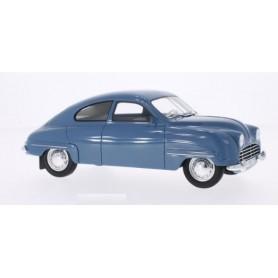 BOS 075 SAAB 92B, ljusblå, 1952