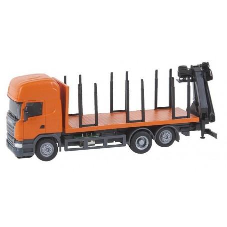 Faller 161634 Scania R13 Short stock truck (HERPA)