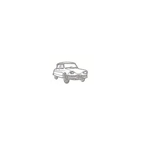 Eko 2048 Citroën Ami 8