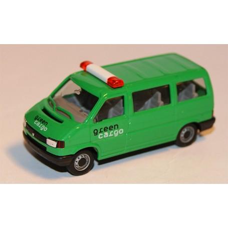 """AHM AH-613 VW T4 Bus """"Green Cargo"""""""