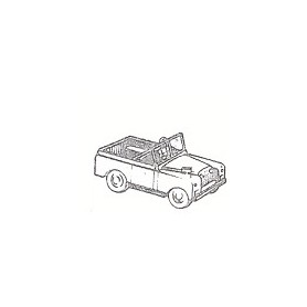 Eko 4023 Land Rover Militär