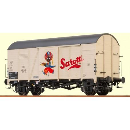 "Brawa 37190 Godsvagn Gmrs 30 ""Oppeln"" typ DB ""Sarotti"""
