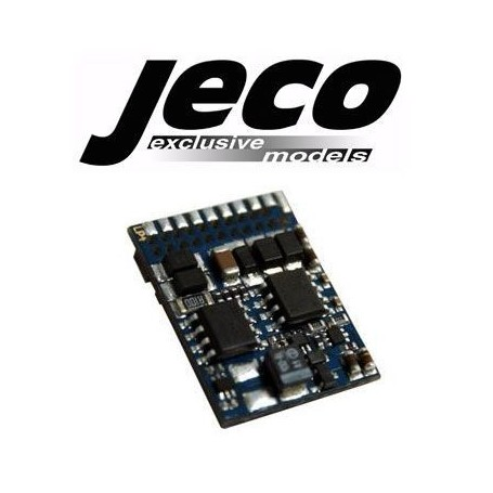 ESU 64614MA Lokdekoder för Ellok MA, passar DCC, MM, mfx, 21-pins