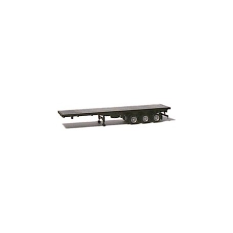 Promotex 5317 40' 3 Axle Flatbed