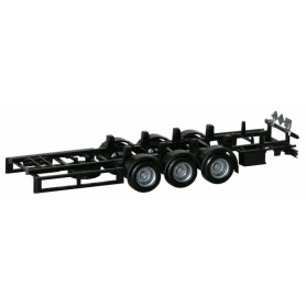 Promotex 5463 2 Trailer Chassis