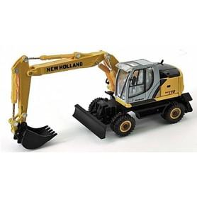 Promotex 6480 New Holland We170 Wheeled Excavator