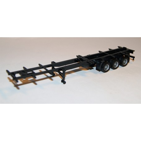 Promotex 5321 45' 3 Axle Container Chassis