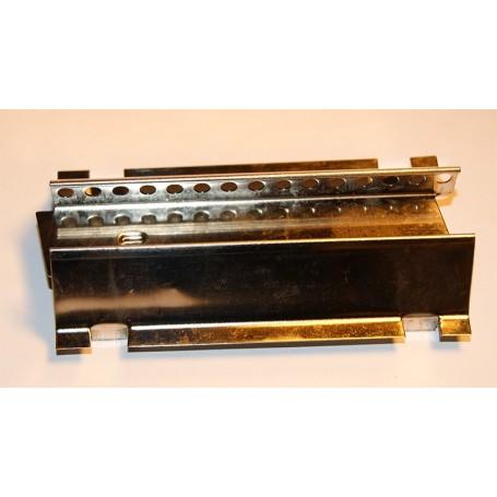 Wilesco 1589 Burner slide för D12, D14, D16, D141, D161, D165