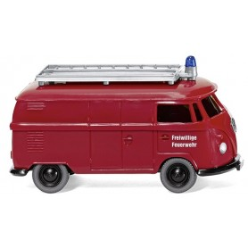 Wiking 86141 Fire brigade - VW T1 van