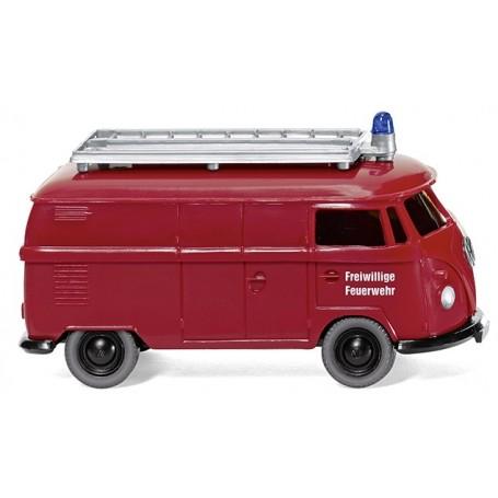 Wiking 86141 Fire brigade - VW T1 van