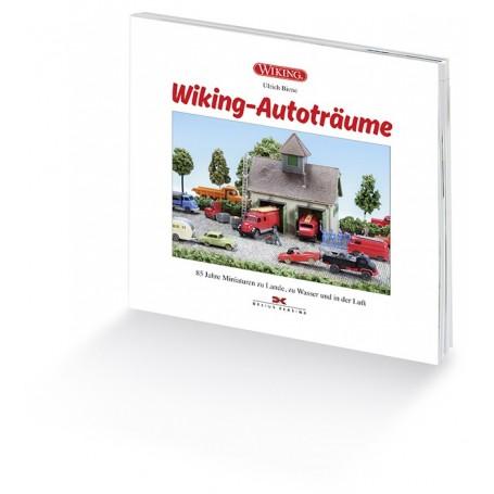 """Wiking 00645 Book """"Wiking-Autoträume"""""""