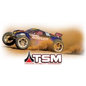 Traxxas 44096.3 Nitro Rustler TRX2.5 RTR TQi TSM