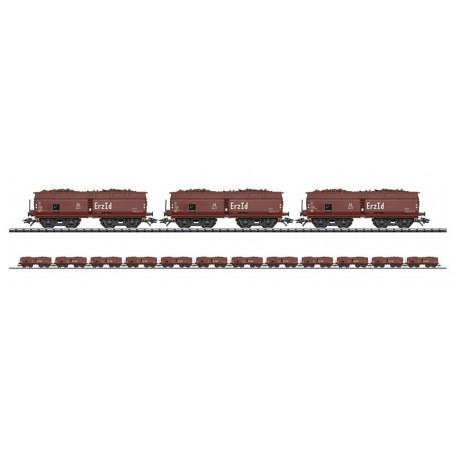 Trix 24120.02 Självavlossande vagn 00tz 44 611 103 ErzId typ DB