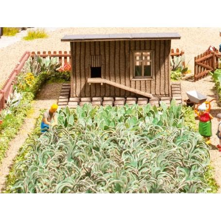 Noch 14107 Vegetable Garden Set
