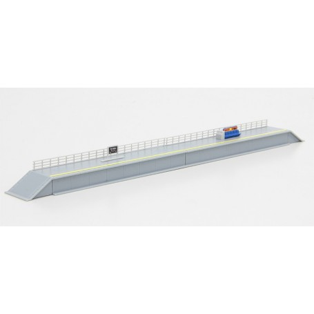 Rokuhan S048-1 One-sided Platform set