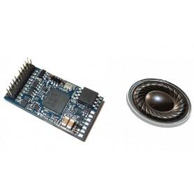 """Piko 56344 Ljuddekoder för """"Snälltåget"""" BR 193 21-pins"""