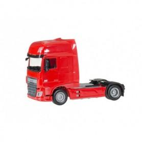 Herpa 610354 Dragbil DAF EX Euro 6 SSC, röd