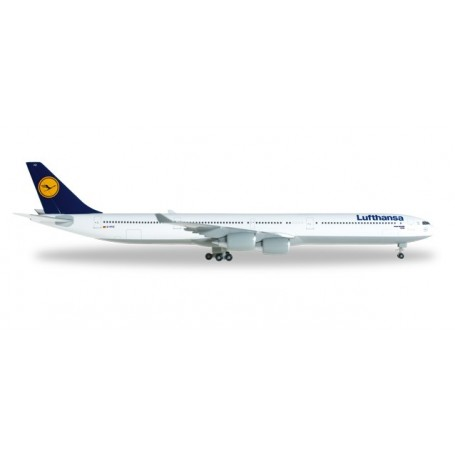 Herpa 507417.3 Flygplan Lufthansa Airbus A340-600