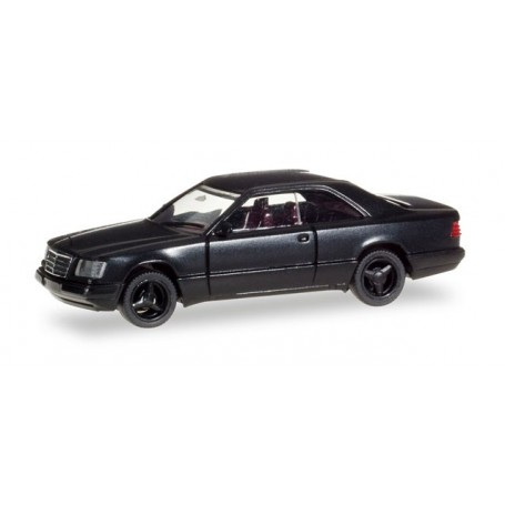 Herpa 028813 Mercedes-Benz E 320 Coupé, black