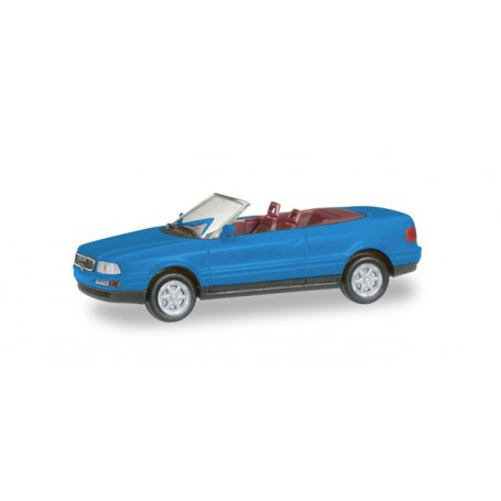Herpa 012287.5 Herpa MiniKit: Audi 80 convertible, skyblue