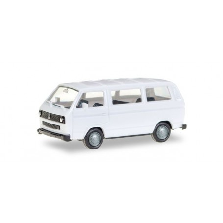 Herpa 093156 VW T3 Bus, white